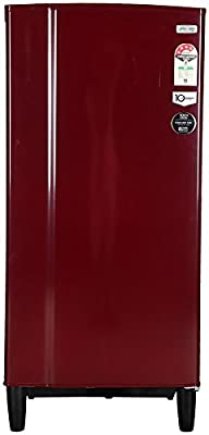 Godrej 205 CW 4.2 Direct-cool Single-door Refrigerator (200 Ltrs, 4 Star Rating, Wine Red)