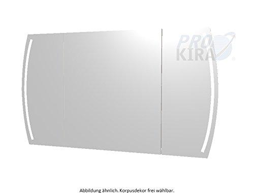 Pelipal Contea Mirror Cabinet/CT-S3E23-1270-17/Comfort N/120 x 70 x 17 cm/A+