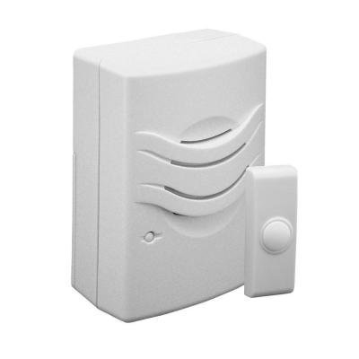 Wireless Doorbell Kit 2 Chimes (Iq America Wireless Doorbell compare prices)