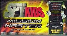 Spy Kids Mission Master Board Game - 1