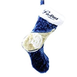 San Diego Padres Christmas/Holiday Stocking - MLB Baseball