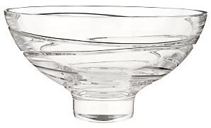 Waterford Crystal Jasper Conran Aura Footed Bowl 10