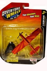 Maisto Tailwinds Diecast Stunt Plane - 1