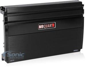 MB Quart OA800.4 800-Watt 4-Channel Onyx Series Car Audio Am