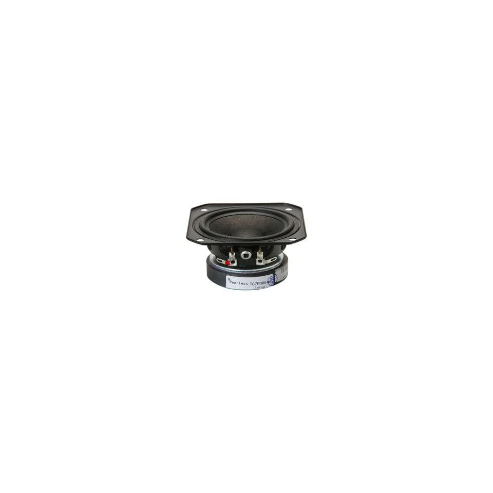 Vifa TC7FD00 04 2 1/2 Full Range Paper Cone Woofer 4 Ohm on