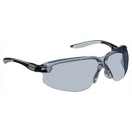 e235e0ea90 Advanced Bolle Axis AXPSF Polycarbonate Smoke Safety Glasses  Pack of 1