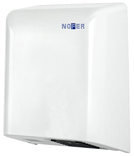 Nofer 01461.W Bigflow-Secador de manos con sensor
