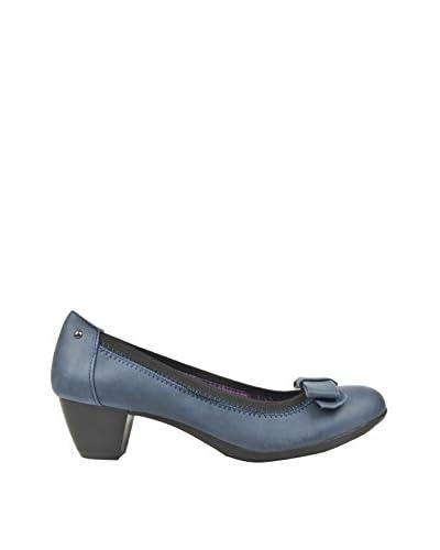 Lola Blue Zapatos Salón / Lazo