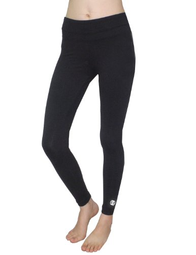 41cebe640012ba The Features Balance Collection by Marika Womens Skinny Pants Leggings Yoga Pants  S Black -