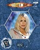 Jacqueline Rayner Rose (Doctor Who Files 2)