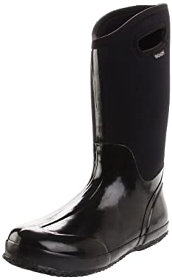 Bogs Ladies Classic High Handle Rain Boot by Bogs