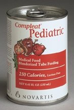 Compleate Pediatric 250 ml Cans, 24/Case