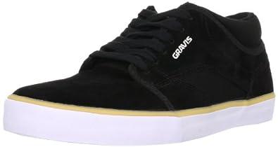 Gravis RECON MID  2889090019.5, Herren Sneaker, Schwarz (BLACK 1), EU 43 (US 9.5)