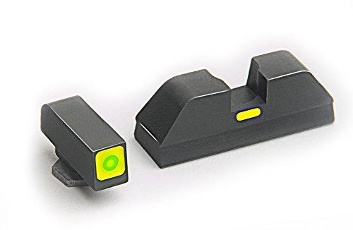 Ameriglo Cap Sight For Glock 42 Green