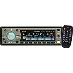 See Pyle / Pyle-Pro - PLCDUSB78MP3 - In-Dash 50-Watt X 4 CD Receiver With USB Input And Detachable Face Details