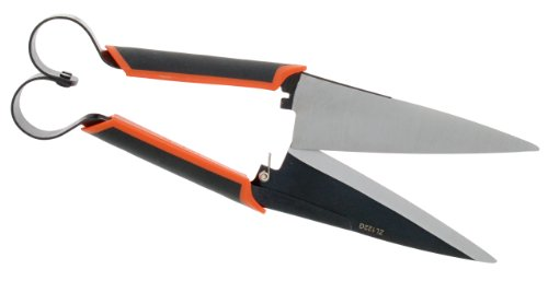 Zenport ZL122G Heavy Duty Onion/Sheep Shear, Ergonomic, 6.5-Inch Carbon Steel Blade, 13-Inch Long