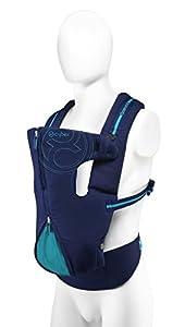 Cybex 2.GO - Mochila portabebé, 3.5 - 18 kg, color azul marino en BebeHogar.com