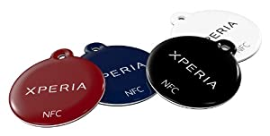Sony-Ericsson ERSMARTTAG - Pack de etiquetas inteligentes (4 unidades)