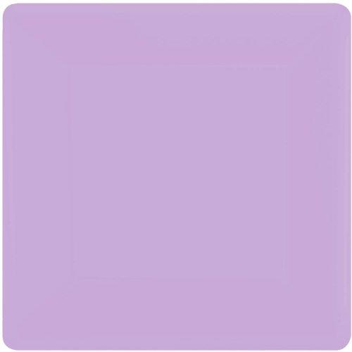 "20 7"" Lavender Dessert Plates - 1"