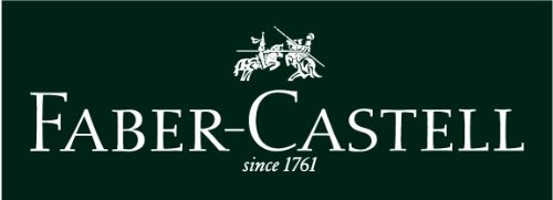 Faber-Castell 140700 Stylo à Bille Grip Plus 1407 (Vert)