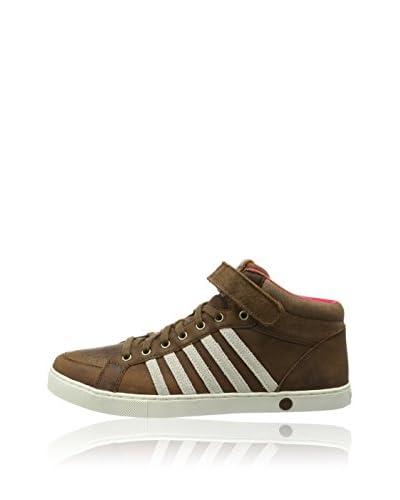 K-Swiss Sneaker Adcourt'72 [Marrone]