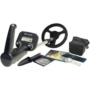 Bounty Hunter Junior Metal Detector & Coin Collecting Kit (Metal Detectors / Metal Detectors)