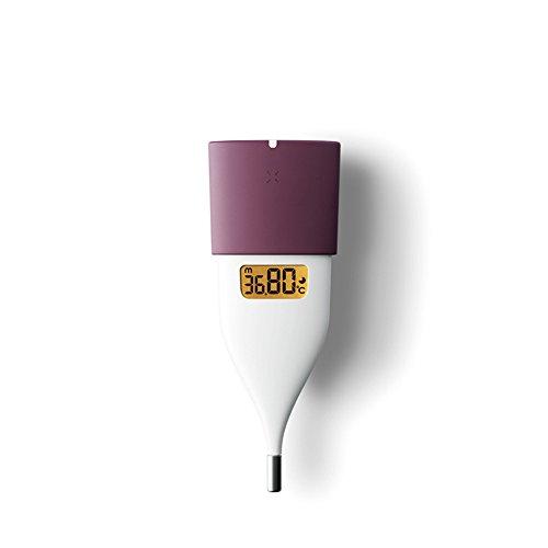 オムロン 婦人体温計 ピンク MC-652LC-PK