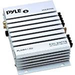 PYLE PLMRA120 240-Watt 2-Channel Wate...