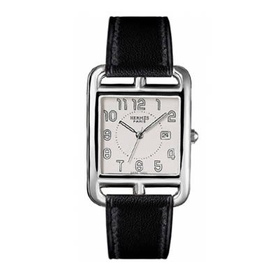 Hermes Cape Cod GM Medium Ladies Quartz Watch - 021515WW00