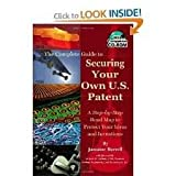 img - for Securing Your Own U.S. Patent Publisher: Atlantic Publishing Company (FL) book / textbook / text book