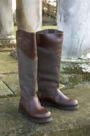 Toggi Houston Long Boots - Chestnut Brown (41