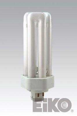 Eiko 49265 - Tt26/27 Triple Tube 4 Pin Base Compact Fluorescent Light Bulb