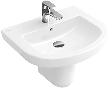 Villeroy Boch Subway 2.0 &Basin 711460R3, W: 600 D 490 pergamon with overflow...