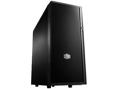 Cooler Master Silencio 452 Midi Tower - USB3.0 ATX noir (o.NT.) Schallgedämmt