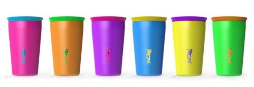 As Seen On Tv Wow Cup For Kids The Spill Free Cup Assorted Colors