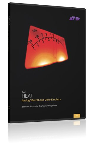 Avid HEAT Analog Warmth And Color Emulation For Pro Tools | HD (Avid Heat compare prices)