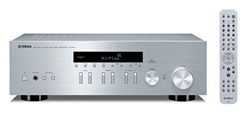 R-N301 HiFi Receiver (200 Watt RMS, AirPlay) silber