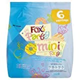 Fox's Party Mini Rings 6 Pack 100G