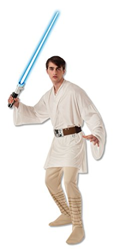 Rubie's Costume Men's Star Wars Adult Luke Skywalker