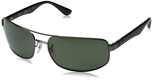 ray ban sticker for sunglasses  raybanmens0rb3445polarizedrectangularsunglasses