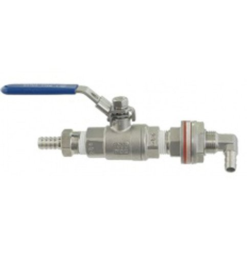 Eagle Brewing WL305 Stainless Steel Weldless Whirlpool Arm (Stainless Steel Weldless Spigot compare prices)