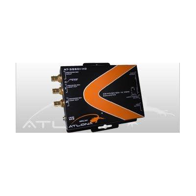 AT-3GSDI-HD - 3G/HD/SD-SDI to HDMI Converter by ATLONA