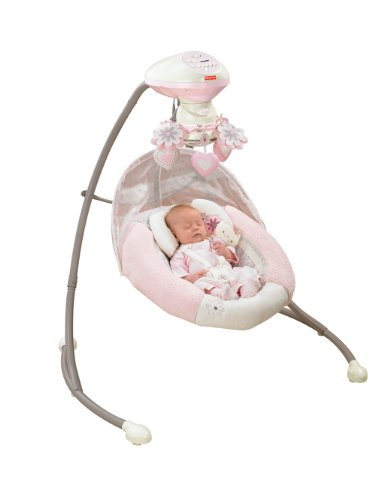 Read About Fisher-Price Cradle 'N Swing, My Little Sweetie
