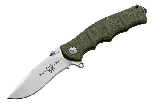 Boker Plus Kal Anniversary Folding Knives, Olive drab