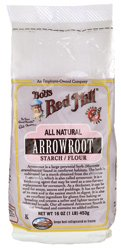 Bob's Red Mill Arrowroot Starch Flour, 16 oz