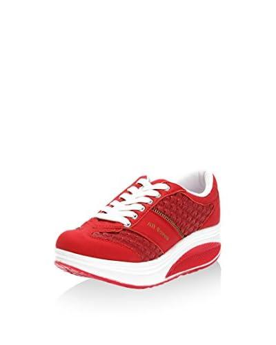 Lilyette Sneaker  [Rosso]