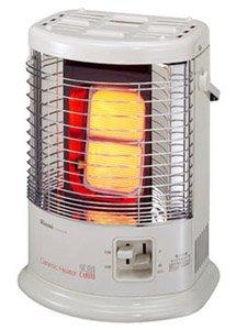 リンナイ ガス赤外線ストーブ 9~12畳 都市ガス用 R-652PMSIII(A)