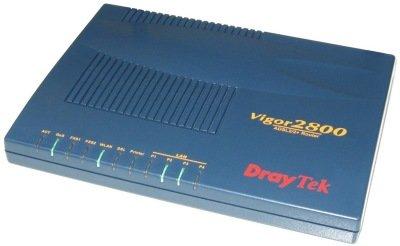 DrayTek Vigor 2800 ADSL/2+ Firewall Router