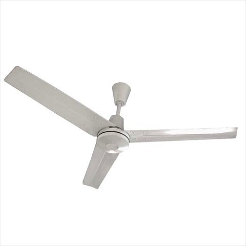 Canarm Cp56Hpwpcf Canarm Heavy Duty High Performance Industrial Ceiling Fan 56 In - With Cord & Plug