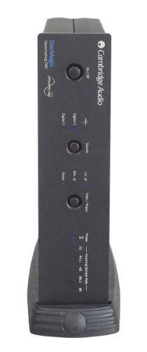 Cambridge Audio DacMagic Digital-to-Analog Converter with USB, Black